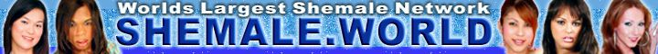 Shemale World Logo Banner